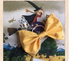 Stanza SULLA SCOPA Spilla Strega Dress Up Internazionale Del Libro Halloween Giorno
