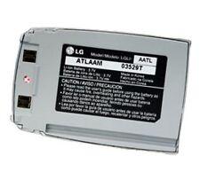 Original Lg Vx1, Vx10 Silver Extended Battery Lgli-Aatl