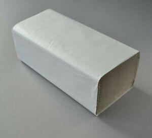 5000 Blatt Papierhandtücher 1-lagig (25×23 cm) grau, V-Falz Falthandtücher