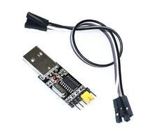 USB 2.0 a TTL 6 Pin CH340G convertidor para Arduino CON CABLES similar a CP2102