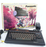 MSX 2 MSX2 Panasonic FS-A1 Personal Computer Boxed Tested Ref/7GAKE78363