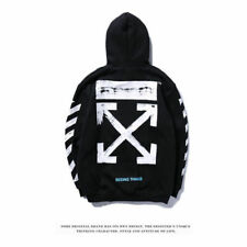 Off White Supreme Hoodie Virgil Abloh Pyrex Vision Street Wear Jumper Sweatshirt