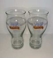 Sam Adams Boston Lager 16oz Beer Glass - Set Of 2