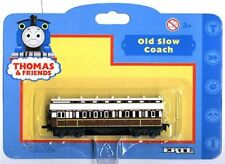 THOMAS THE TRAIN & FRIENDS-VINTAGE ERTL OLD SLOW COACH 2002 DIECAST**NEW*MOC* *