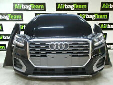 Audi Q2 2018 1.0 TSI Complete Front End Bonnet Bumper Headlights Wings Rad Pack