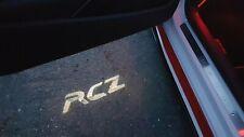 Peugeot RCZ Door Courtesy Lights - RCZ Logo