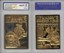 MICKEY MANTLE 1996 23KT Gold Card Commerce Comet Graded GEM MINT 10 * BOGO *