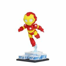 "Marvel Comics Mini Heroes ~ IRON MAN ~  4"" Mini Figure by Gentle Giant"