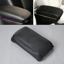 Leather center Console Armrest Lid Cover for Honda Accord 2003 2004 05 2006 2007