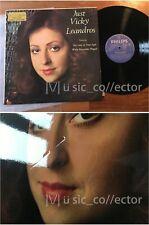 F01 VICKY LEANDROS  Just Vicky Leandros South Africa Interpak LP John Lennon