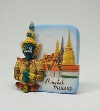 3D Magnet Wat Phra Kaew temple sovinier of Thailand