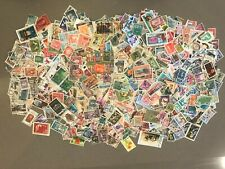 WORLDWIDE STAMPS LOT OF 2000+