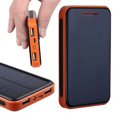 30000mAh Solar Power Bank External Battery Charger For iPhone iPod Cell Phone