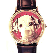101 Dalmatians, Disney Fossil Limited Edition, Unworn Watch, Patent Leather $119