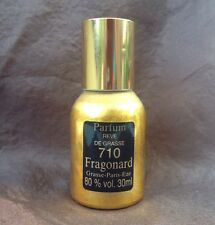 Vintage REVE DE GRASSE 710 Parfum By Fragonard Fragrances Paris 1oz 30ml Perfume