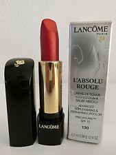 Lancome L'Absolu Rouge nr. 130  Advanced Lipstick / Lippenstift 3,99 g