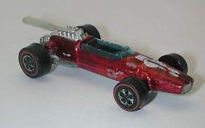 Redline Hotwheels Red 1969 Brabham Repco oc6229
