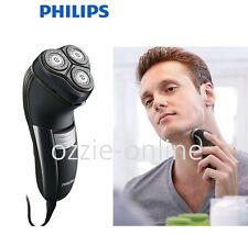 Philips Electric Mens Shaver Face Beard Shave Close Cut Flex Neck Corded