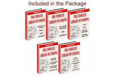 The Complete Library Of Cooking Ebook On CD $5.95 + Resale Rights Free Shipping