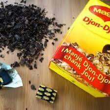 Maggi djon djon MAGGI DJON DJON - 48 CUBES -  Black Djondjon- Tablet Mushroom