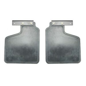 94-99 Land Rover Discovery 1 Front Rubber Mudflap Mud Flap Set by Allmakes 4x4