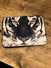 New - Lap Top Cover Tiger Design Buy Now £10.00