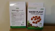 Aquatic Pond Plant & Aquarium Fertilizer, 2 x 10 tablets in a box, sealed BNIB