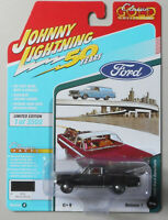 1965 Ford Ranchero Raven Black JOHNNY LIGHTNING DIE-CAST 1:64