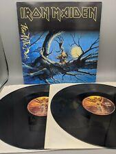 Iron Maiden - Fear of the Dark 1.PRESS 1991 EMI 2x LP / Vinyl RARE