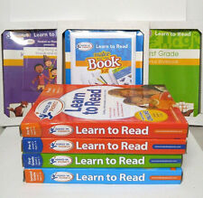 Hooked On Phonics Learn to Read Pre K 1st 2nd Grade Workbook Sing Along Most NEW