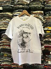"""T-shirt Unisex Leonardo Da Vinci """"Io sono un genio"""""""