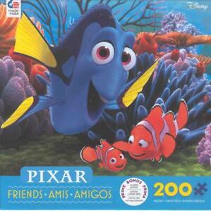 Disney 200 Pc Ceaco Jigsaw Puzzle Finding Dory NIB