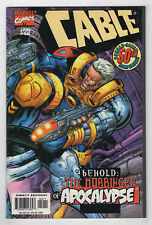 Cable #50 (Jan 1998, Marvel) [Double-Sized Issue] James Robinson Jose Ladronn p