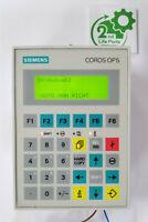 SIEMENS Surgical Panel Coros OP-5 6AV3505-1FB00 Hmi - Top - Worldwide