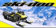Ski Doo Polaris Artic Cat Yamaha Snowmobile Racing Sled Snocross Vinyl Banner