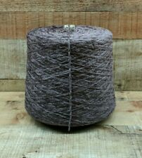 Concord Purple Acrylic Chenille Yarn 5.18 lbs 600 Ypp *Save w/Combined Ship*