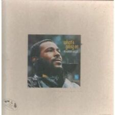 Gaye, Marvin what's going on HMV Box-Set CD LIMITED EDITION no. 0893 + 0975