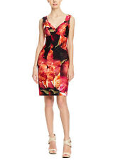 NWT WOMEN NICOLE MILLER Laurence Fire Flower Dress size 4 $530