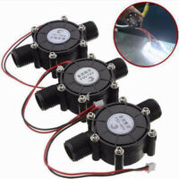 Mini 5V/12V 10W Micro Water Turbine Generator for Cell Phone&LED Charging