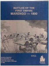 Marengo. Battles of the First Empire. Historical Concepts 1984 unpunched
