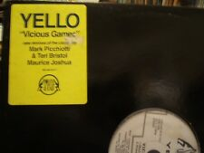 Yello Vicious Games 3 mixes Us Dj 12""
