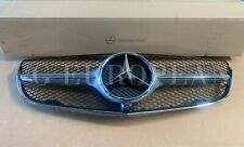 Mercedes-Benz W207 E-Class Genuine Front Hood Grille E350 E550 NEW W/ Camera