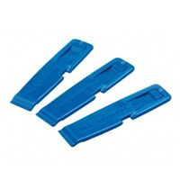 SCHWALBE DURABLE LIGHTWEIGHT PLASTIC BIKE TYRE TOOL LEVERS SET (3 Levers)