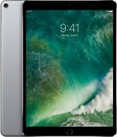 """APPLE iPad PRO 2nd GEN 10,5"""" A1709 Wi-fi + 4G 256 GB Space Grey iCloud Bypassed"""