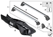 Genuine BMW Roof Bars Rails Rack Railing Carrier System F31 F45 82712350124