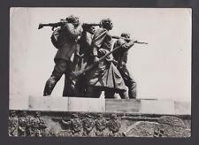 FRUSKA GORA Serbia ~ WWII Partisans MONUMENT FREEDOM ~ SPOMENIK SLOBODA postcard