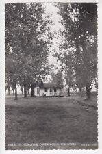 Villa St Hyacinthe CONTRECOEUR Quebec Canada 1940-50s Canadian Post Card Co RPPC