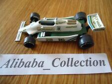TENARIV WILLIAMS FW07 28 CLAY REGAZZONI 1979 1/43 SAUDIA  F1 Formule 1 KIT
