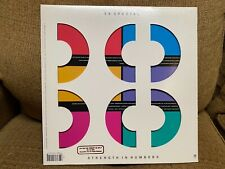 38 SPECIAL - Strength in Numbers - 1986 LP Record DieCut Jacket Excellent Vinyl