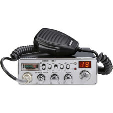 Uniden PC68LTX 40 CHANNEL CB RADIO FRONT 4 PIN MICROPHONE SEPARATE RF And MIC